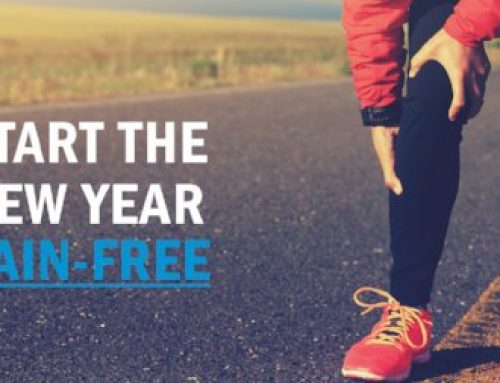 Tips to Begin the New Year Pain-Free